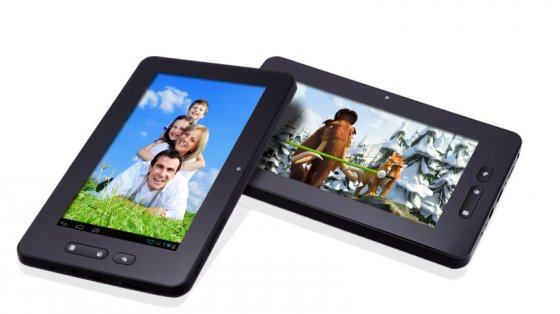 MyAudio Tablet Series 7, 708R